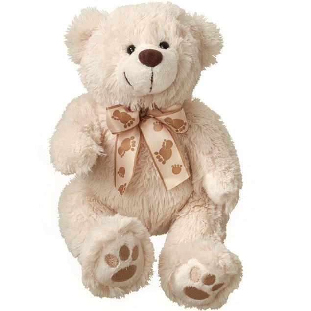 Teddybär (weiss)