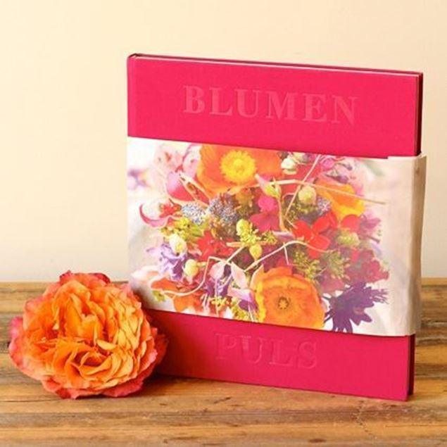 """Produktdetails - Bildband """"Blumen Puls"""" – floristische Meisterwerke"""