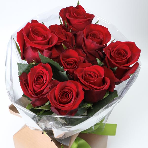 Rose-Böxli rot - blume 3000