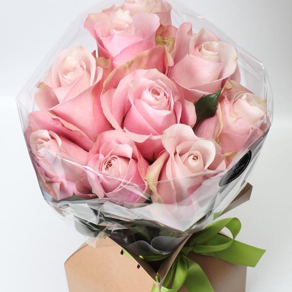 Rose-Böxli pink von blume 3000