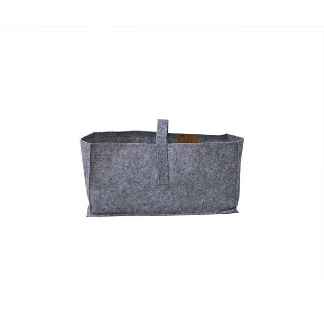 Pflanztasche Root Pouch XS grau
