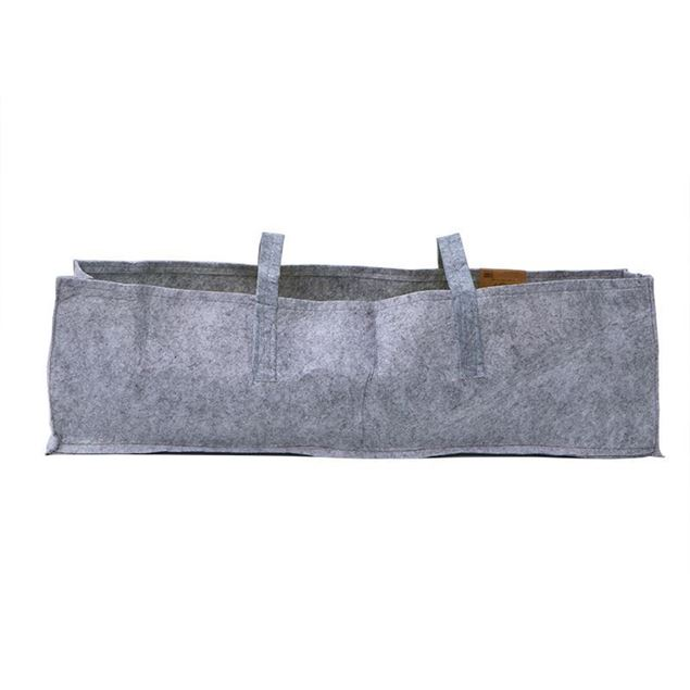 Pflanztasche Root Pouch M grau