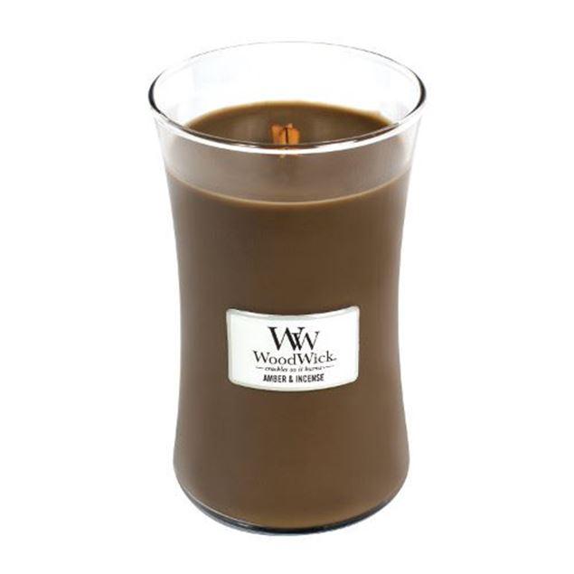 Bild von Amber and Incense Large Jar