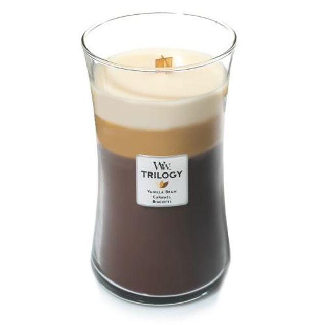 Bild von Café Sweets Trilogy Large Jar