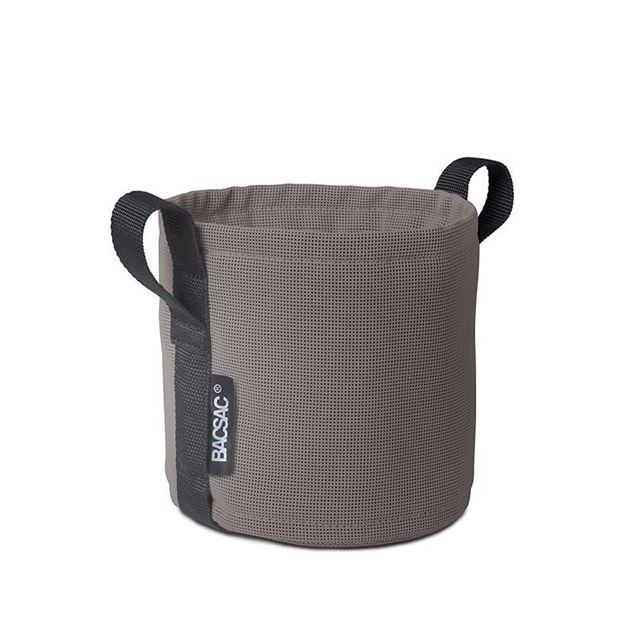 BACSAC Pot 3 Liter taupe