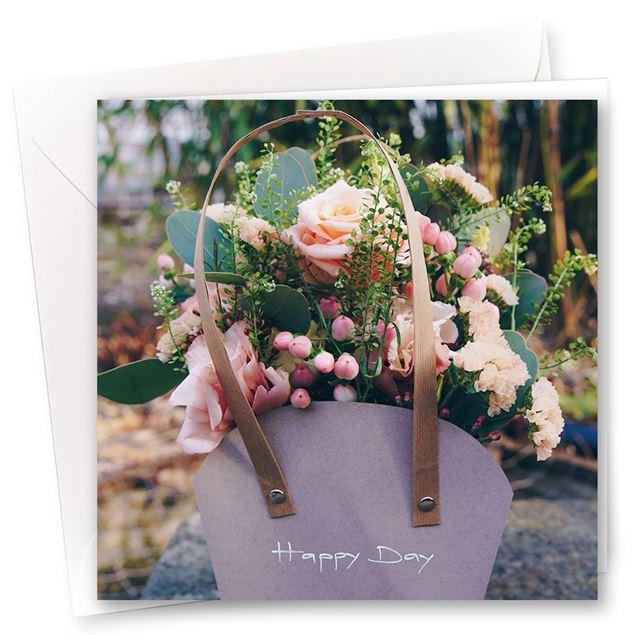 "Karten ""Happy Day"" (10er-Set)"