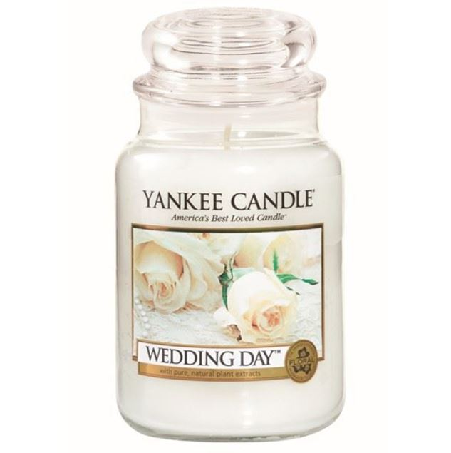 Bild von Wedding Day large Jar (gross/grande)