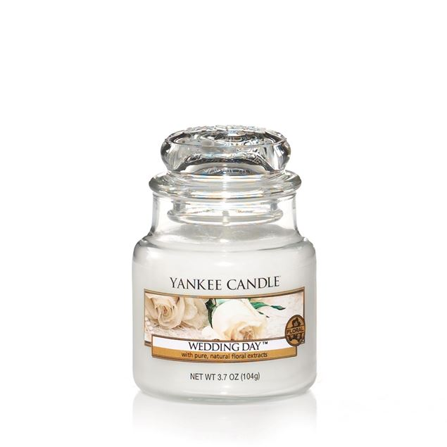 Bild von Wedding Day small Jar (klein/petite)