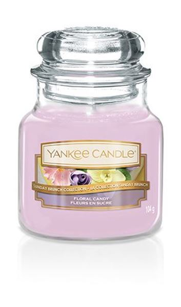 Image sur Floral Candy small Jar