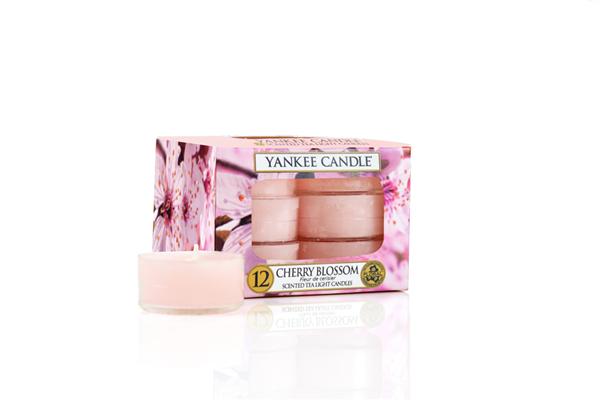 Image sur Cherry Blossom TEA LIGHTS