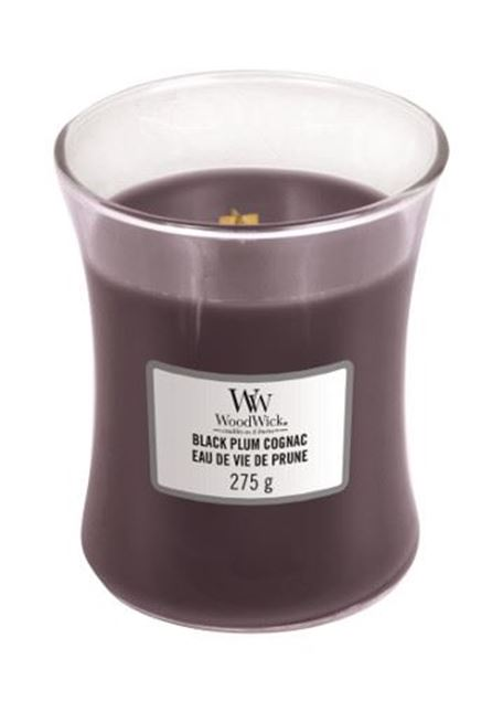 Bild von Black Plum Cognac Medium Jar
