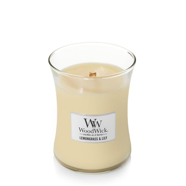 Lemongrass & Lily Medium Jar