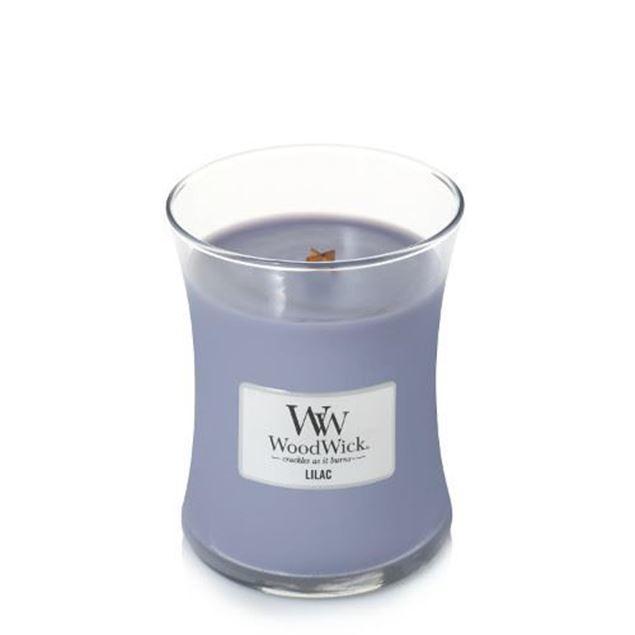 Lilac Medium Jar