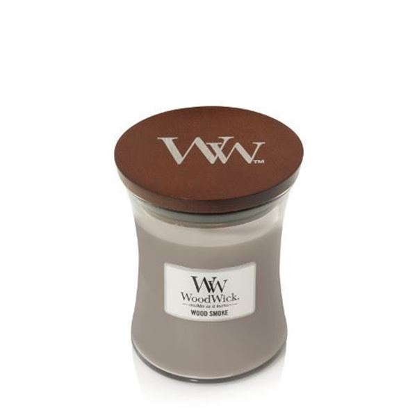 Wood Smoke Medium Jar