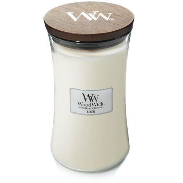 Linen Large Jar