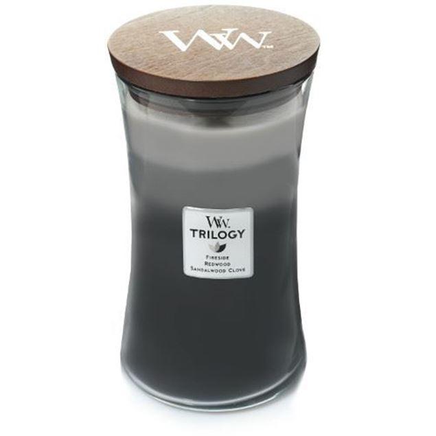 Bild von Warm Woods Trilogy Large Jar