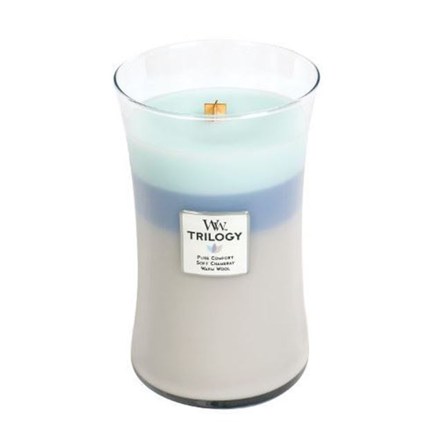 Bild von Woven Comforts Trilogy Large Jar