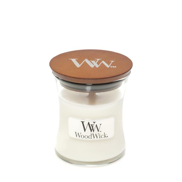 Image de White Teak Mini Jar
