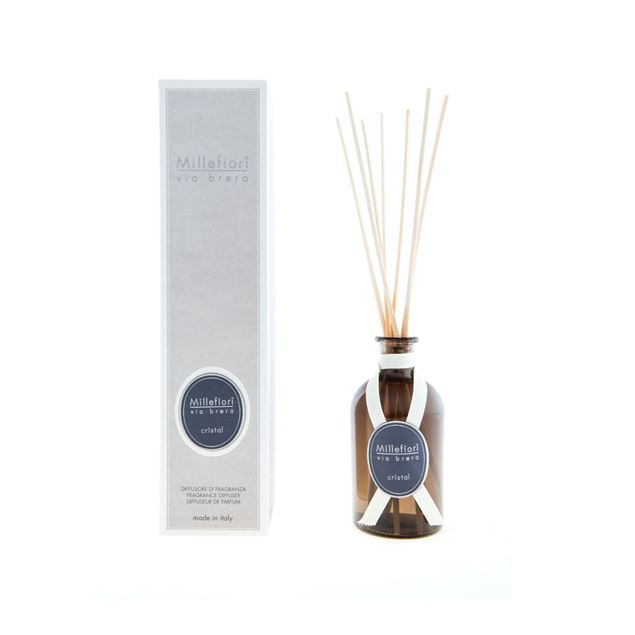 Image de Via Brera Stick Diffuser 250ml Crystal