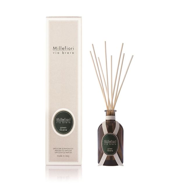 Image de Via Brera Stick Diffuser 250ml Green Reverie