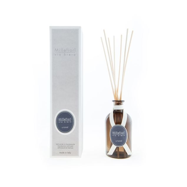 Image de Via Brera Stick Diffuser 100ml Crystal