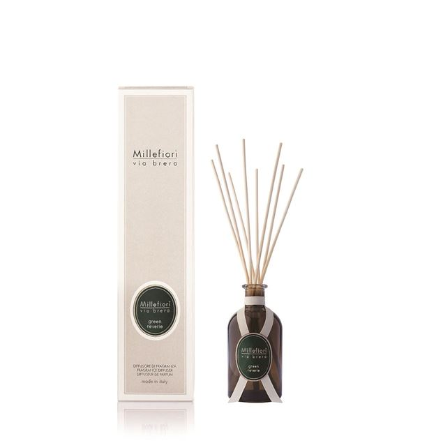 Image de Via Brera Stick Diffuser 100ml Green Reverie