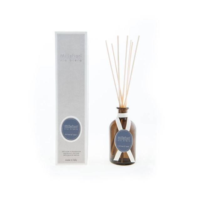 Image de Via Brera Stick Diffuser 100ml Mineral Sea