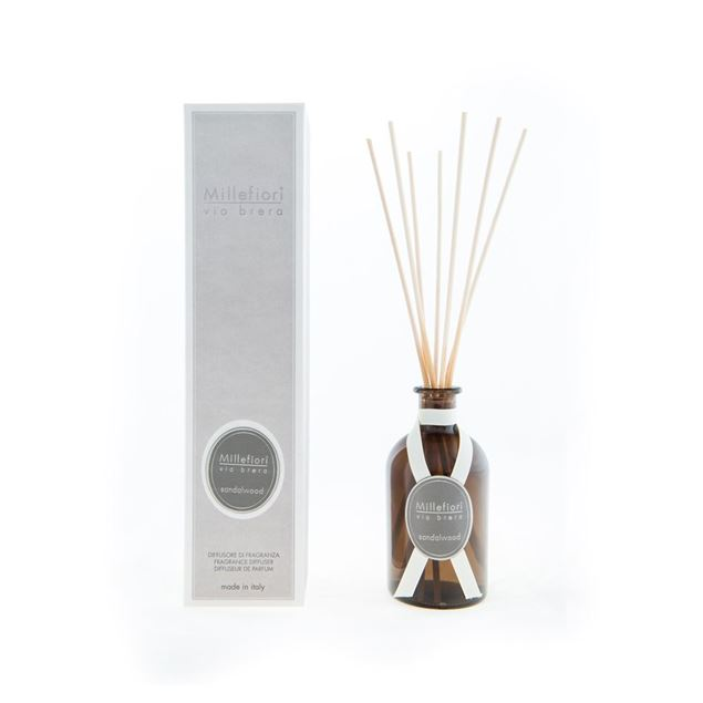 Image de Via Brera Stick Diffuser 100ml Sandalwood