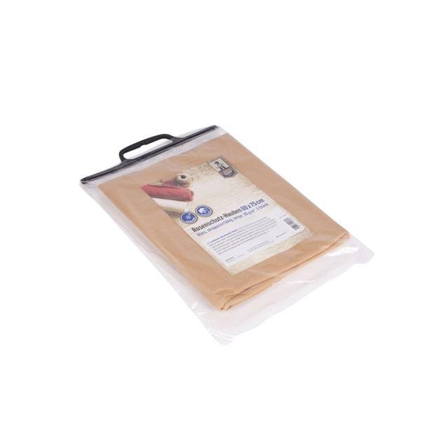 Image de capot de protection pour rosiers 0.8x0.75m beige, 30g/m2, 3 pièces