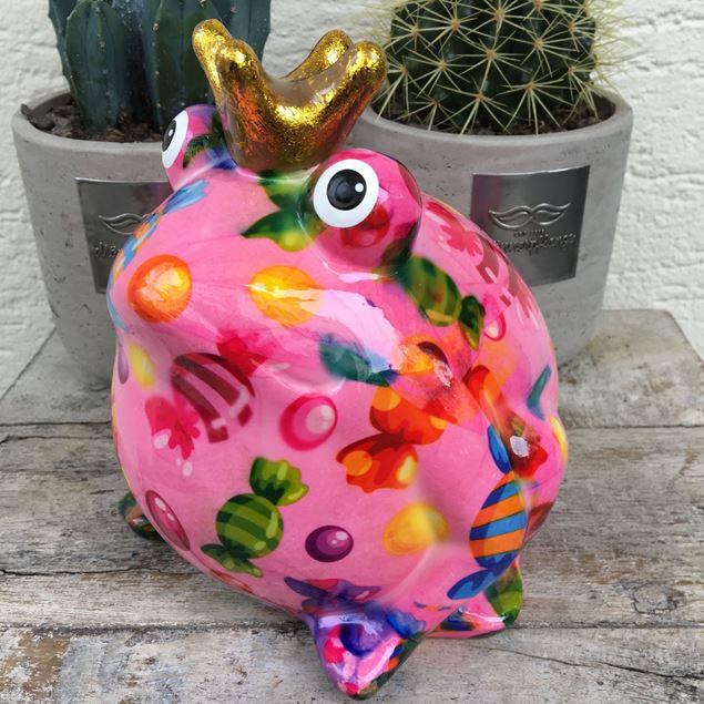 """Bild von Cooler Keramik-Frosch """"Bonbon"""""""