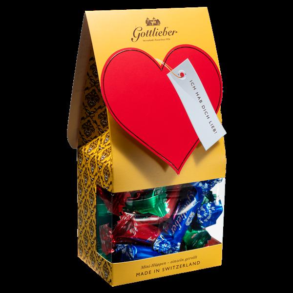 Bild von Gottlieber Tradition Mini - Hüppen «Ich hab dich lieb»