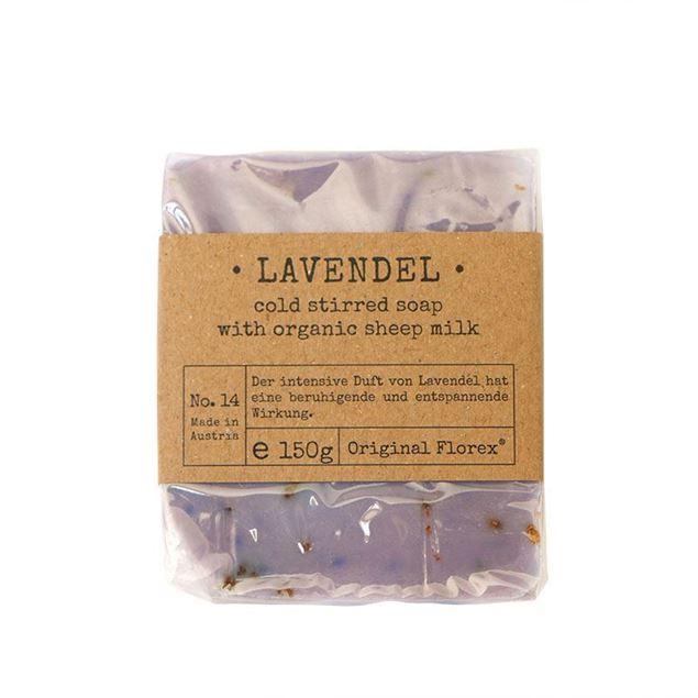 Schafmilchseife Lavendel