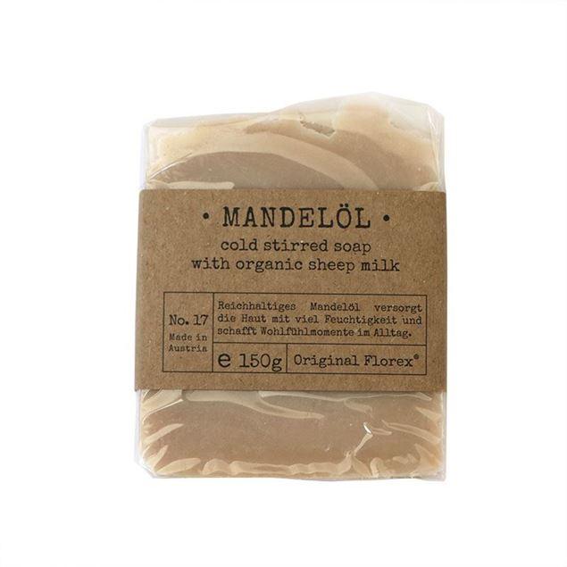 Schafmilchseife Mandelöl