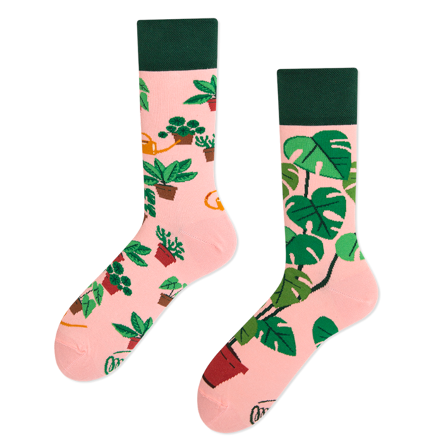 Plant Lover Socks