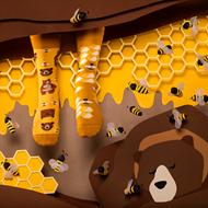 Honey Bear Socks