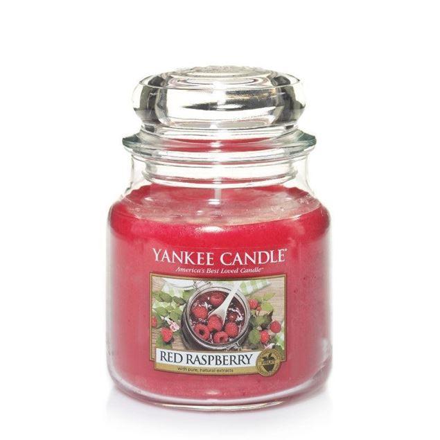Red Raspberry medium Jar