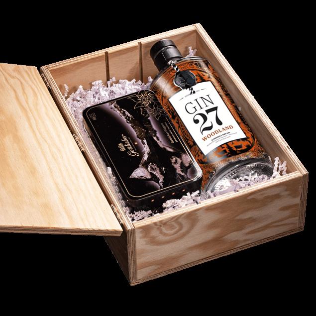Gottlieber Geschenkset Appenzeller Gin 27