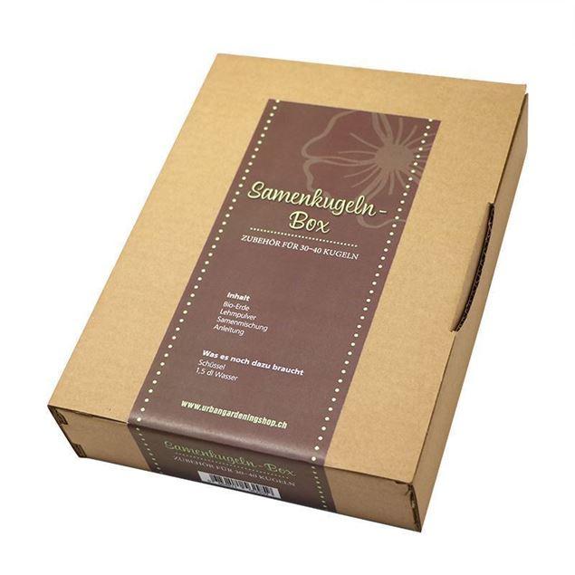 Samenkugeln-Box