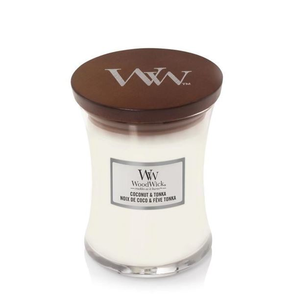 Coconut & Tonka Medium Jar