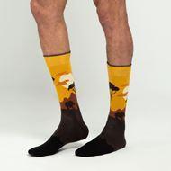 Moustard Safari Socks