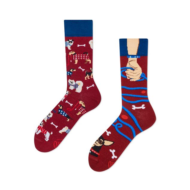 Walkie Doggie Socks