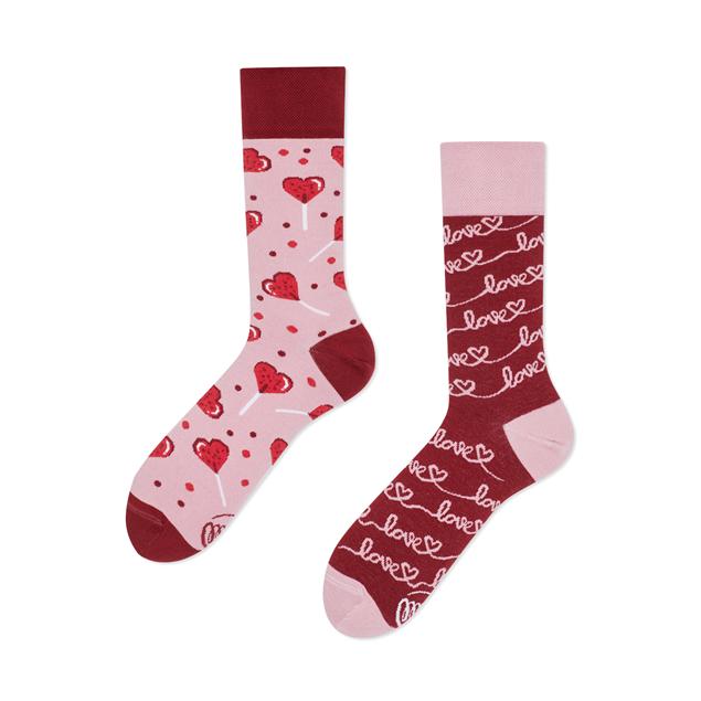 Love Story Socks