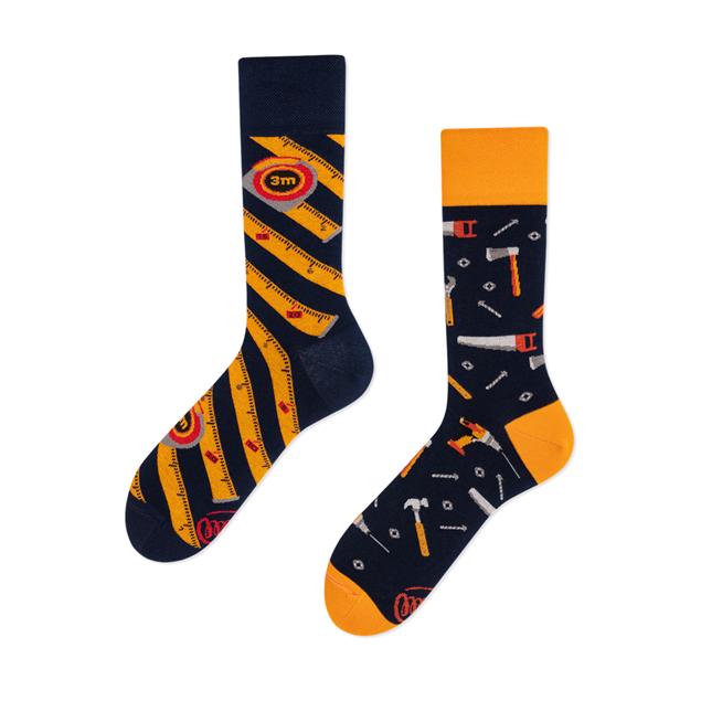 The Handyman Socks